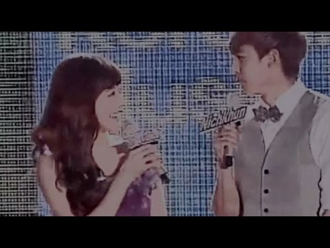 when did nichkhun and tiffany dating