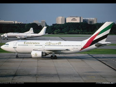 Emirates: Fleet of Aircraft and History