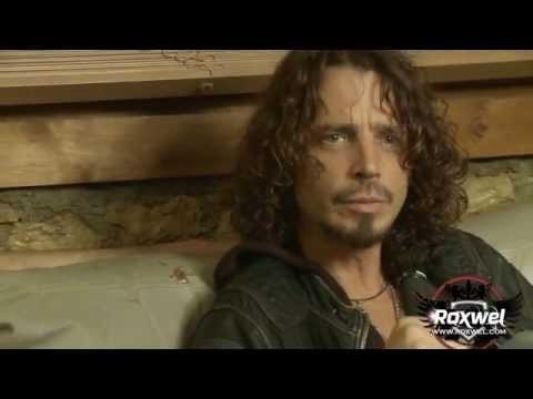 Chris Cornell Interview & Performance