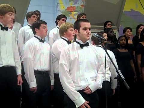 """Riverwood High School singing """"Fix You"""" by Coldplay"""