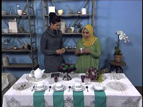 Special Eid table setting traditions & ideas - YouTube