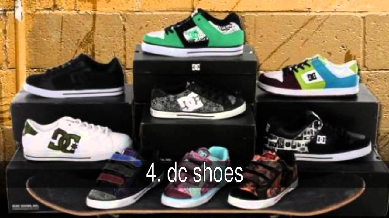 zapatos deportivos 1fc02 40b4b Las marcas de zapatillas más famosas