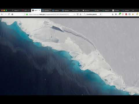 Massive Hole Discovered Underneath Antarctica, Two thirds the Size of Manhattan