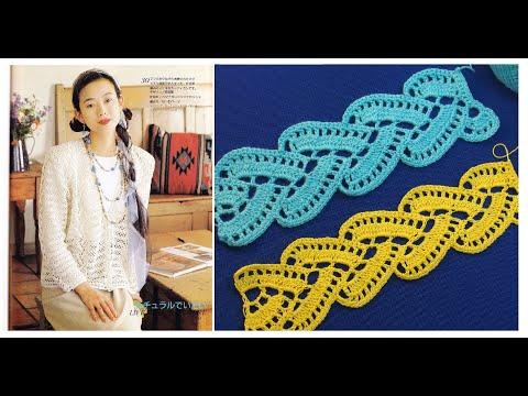 Вязание спицами узоры, схемы - фото и видео по вязанию спицами