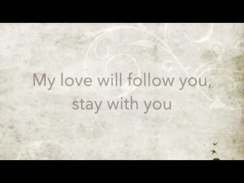 Never Alone (Lyric Video) Jim Brickman and Lady Antebellum