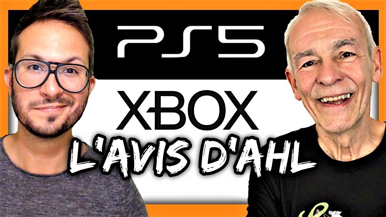 PS5 et Xbox Series XS : AHL donne son avis sans langue de bois 🔥