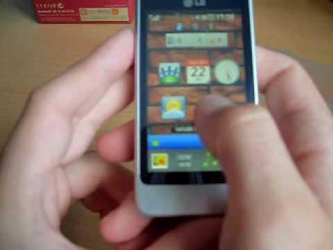 LG GD510 POP Představení CZ