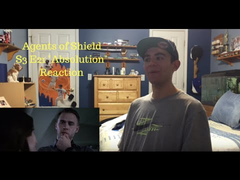 "Agents of Shield S3 E21 ""Absolution"" Reaction (Season Finale)"