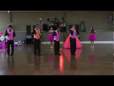 Quinceanera Vals Dance YOLO - Can I Have This Dance