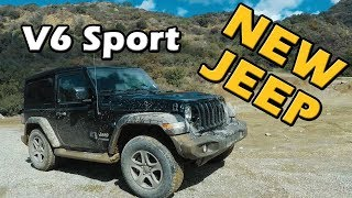 2018 Jeep Wrangler Review (JL) | Test Drive Tuesday on Truck Central