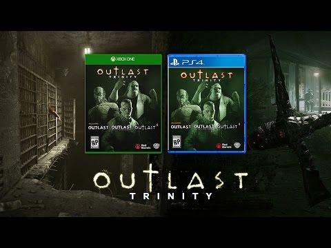Outlast: Trinity - Trailer (Sub. Español)