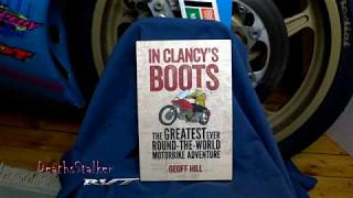 In Clancys Boots by Geoff Hill
