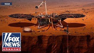 NASA's InSight spacecraft makes historic landing on Mars