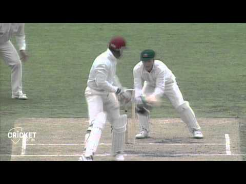 From the vault: Healy's command behind the stumps