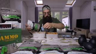THE FIVE DAY ARMY RATION PACK CHALLENGE | BeardMeatsFood