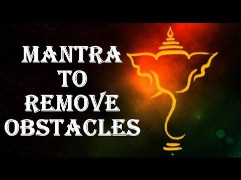 GANESH MANTRA TO REMOVE OBSTACLES IN LIFE: VAKRATUND MAHAKAYA