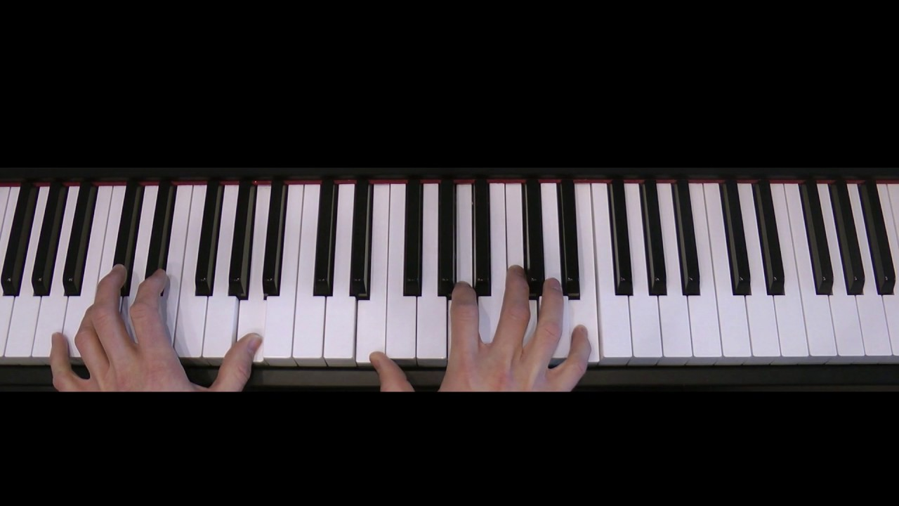 Learn How To Play Billy Joel And So It Goes On Piano Keyboard Youtube