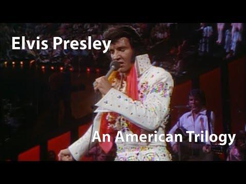 Elvis Presley - An American Trilogy (live Hawaii 1973) [Restored]