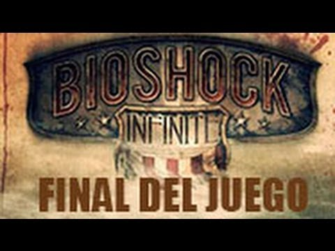 Muerte de Comstock, batalla final y final de BioShock Infinite en Español
