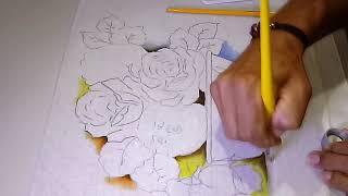 Novo Projeto/ Aprenda a Desenhar e Pintar – Parte 1