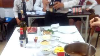 Bò đốt rượu (Flambé Technique) - Part 1 - [720p]