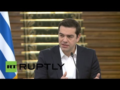 Iran: Tsipras says Iran can play 'stabilising role' in Middle East