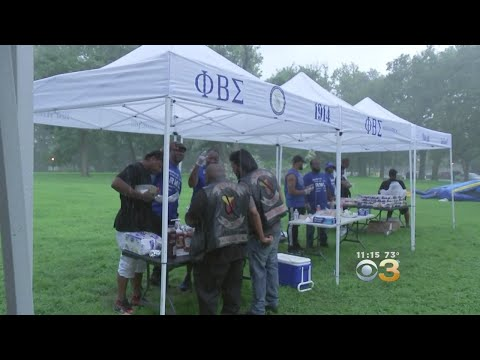 3rd Annual Camden Community Day Held Saturday In Farnham Park