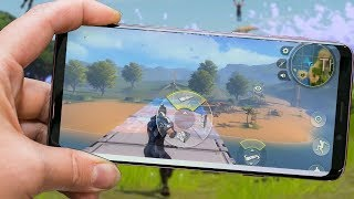 NEW COPY OF FORTNITE FOR ANDROID, PROJECT CARS OFFICIAL MOBILE, NEW MAP OF FREE FIRE AND MORE