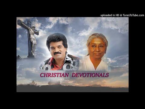 Nee Thakarnnavanano Makane .. S Janaki & MG Sreekumar Christian Devotional