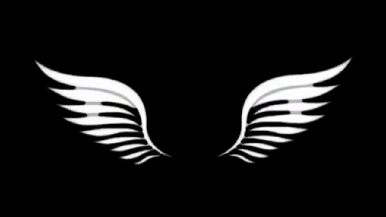 angel wings overlay 12 seconds youtube