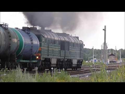 Внимание!! Эко-поезд отправляется С 4-го на 5-й в сторону Кочетовки!