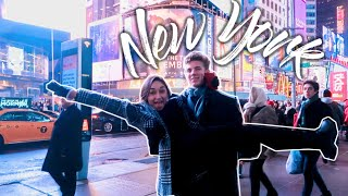 new york city with my love: NYC VLOG 1