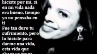 Annette Moreno Me diste una razon Letra