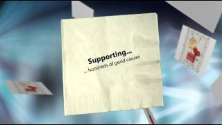 Charity Christmas cards - An amazing festive video