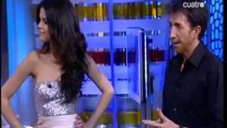 Selena Gomez: El Hormiguero - English Subs - (3/4)