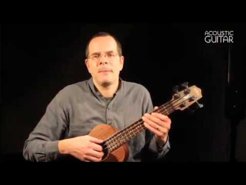 Kala U-Bass SMHG Review from Acoustic Guitar