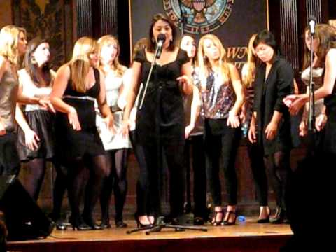 Feelin Good by Michael Buble (a cappella)