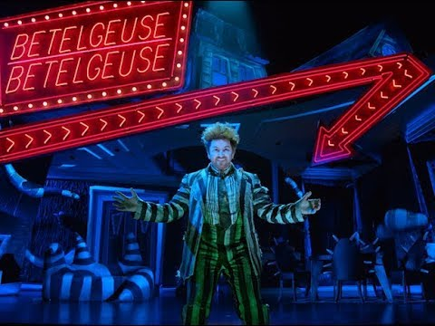 Your Exclusive Backstage Pass To 'Beetlejuice' | New York Live TV