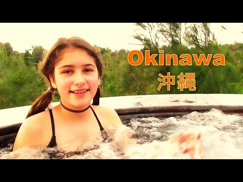 Japan Travel   Okinawa (沖縄) Trip Day 3 Part II Marriott Resort