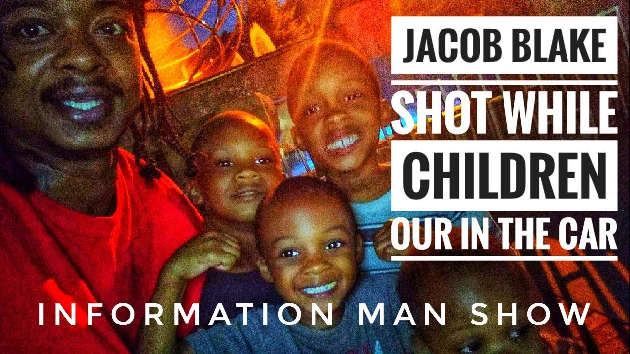 Jacob Blake Shot By Police In The Back With Children In The Car And Paralyzed Nothing Has Changed