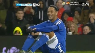 Ronaldinho vs Great Britain & Ireland XI 15-16 HD 1080i