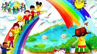 Познавательное развитие для детей «Радуга»