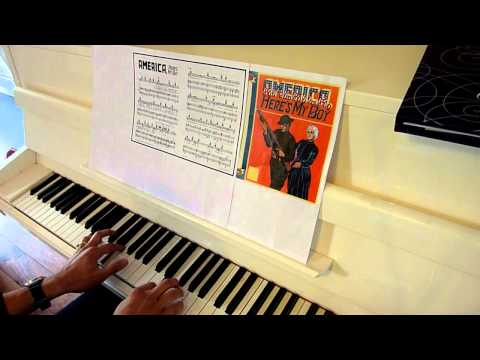 beck:-song-reader---america,-here's-my-boy-for-solo-piano
