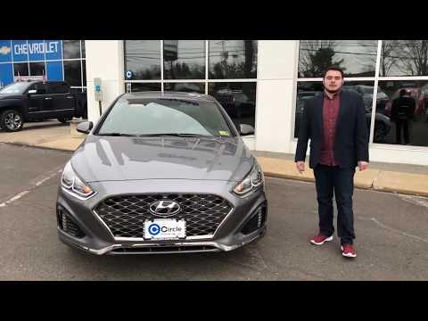 2018 Hyundai Sonata Sport 2.0T Full In-depth Review/Tour