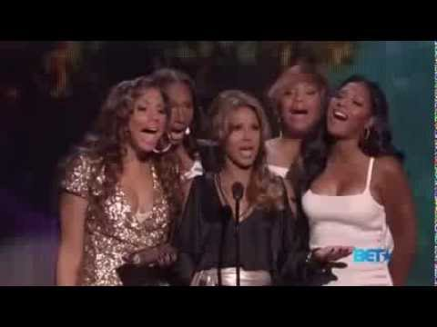The Braxtons The Lord's Prayer Live at The BET awards
