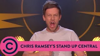 Chris Takes Down A Brave Heckler - Chris Ramsey's Stand Up Central | Comedy Central