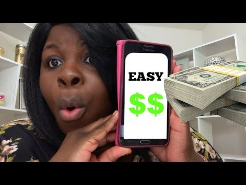 MAKE UP TO $100 PER DAY DOING THIS SIMPLE TASK - NO EXPERIENCE REQUIRED SIDE HUSTLE