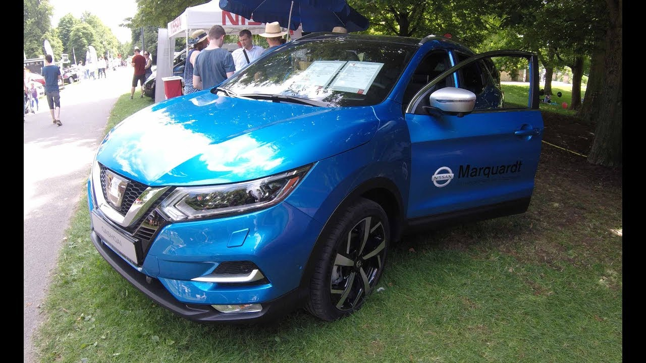 Nissan Qashqai Tekna Suv Xtronic Facelift New Model