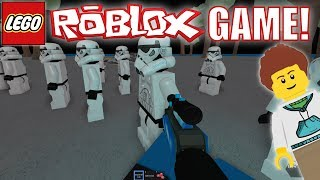 LEGO ROBLOX GAME! MandRproductions SIMULATOR in ROBLOX!