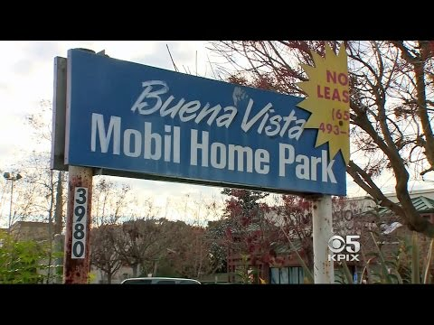 Santa Clara Housing Authority To Buy Palo Alto Mobile Home Park